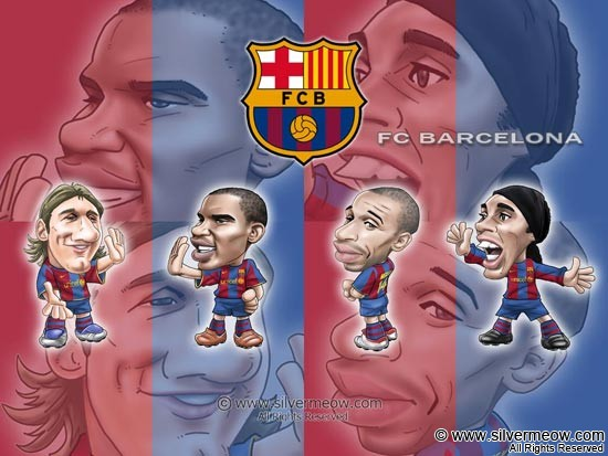 Barcelona Football Club 2007