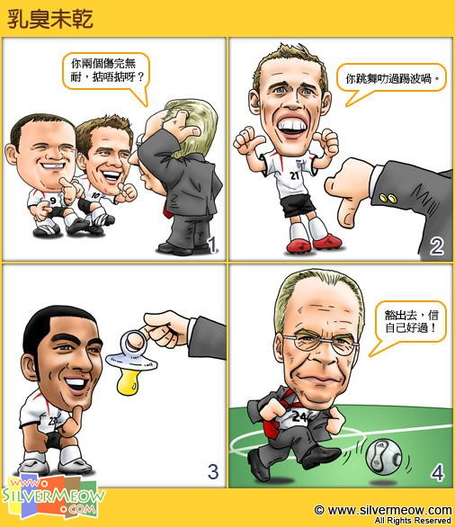 FIFA Worldcup Comic 2006-06-10