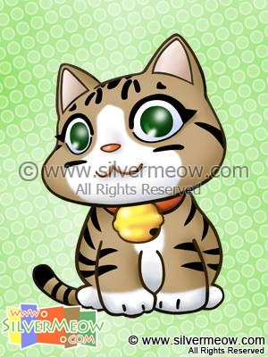 Animal Cartoon - FaFa Cat